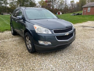 Used Chevrolet Traverse Minerva Oh